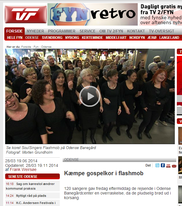 billede fra TV2 fyn